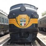 Locomotora 7020 Mejicana