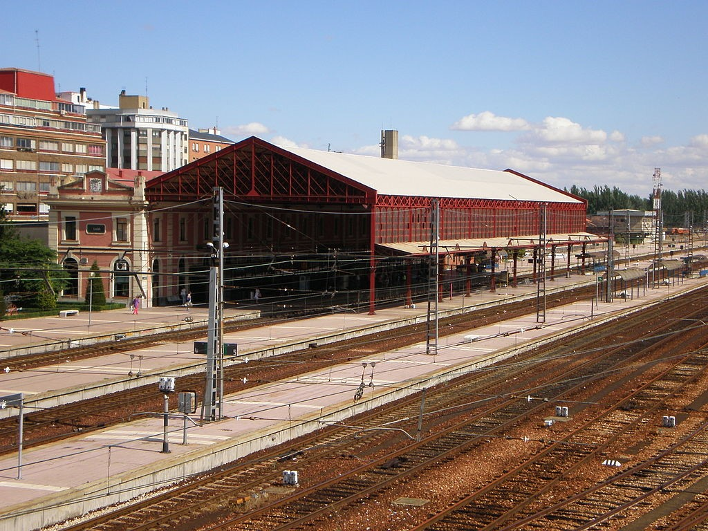 Estación de León