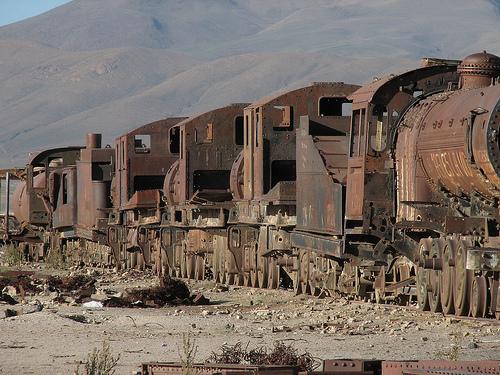Cementerio de trenes de Uyuni_01