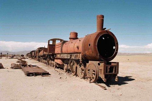 Cementerio de trenes de Uyuni_02