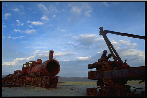Cementerio de trenes de Uyuni_04