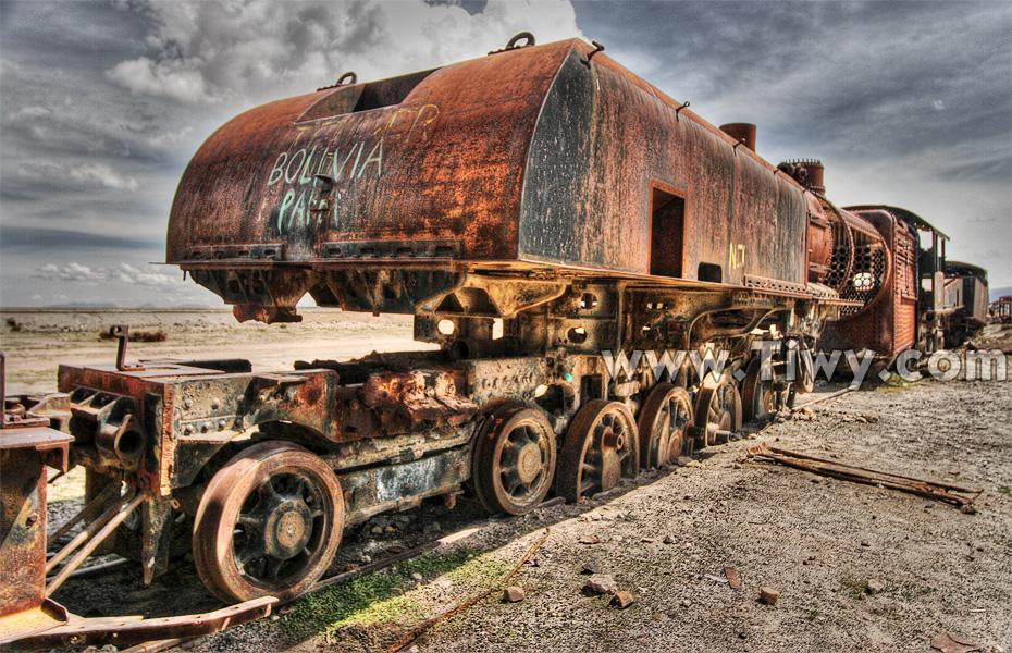 Cementerio de trenes de Uyuni_06