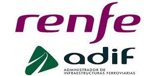 Logo Adif y Renfe