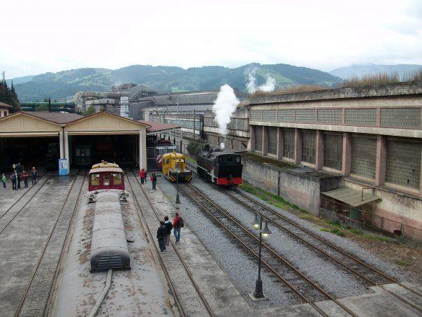 Museo Ferroviario Azpeitia