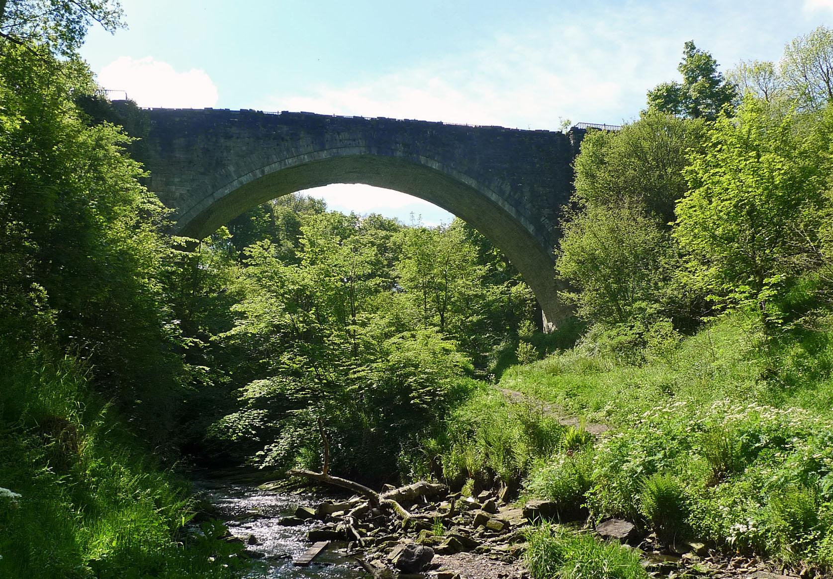 Puente de Causey Arch_01