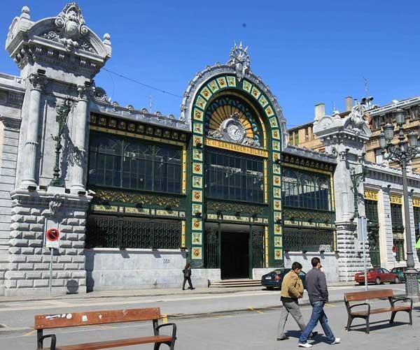 Doce estaciones_01 La concordia (Bilbao)