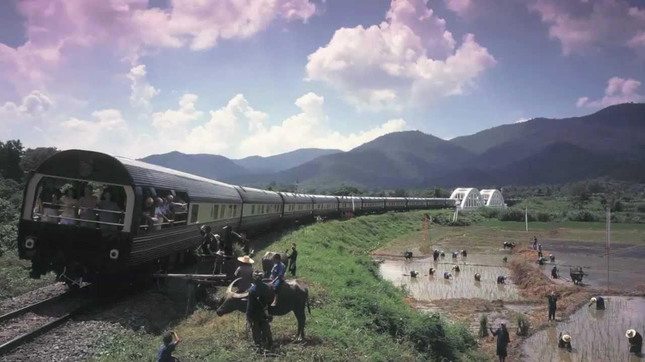 Los 10 viajes mas espectaculares_05 Eastern & Orient Express, Sudeste asiático