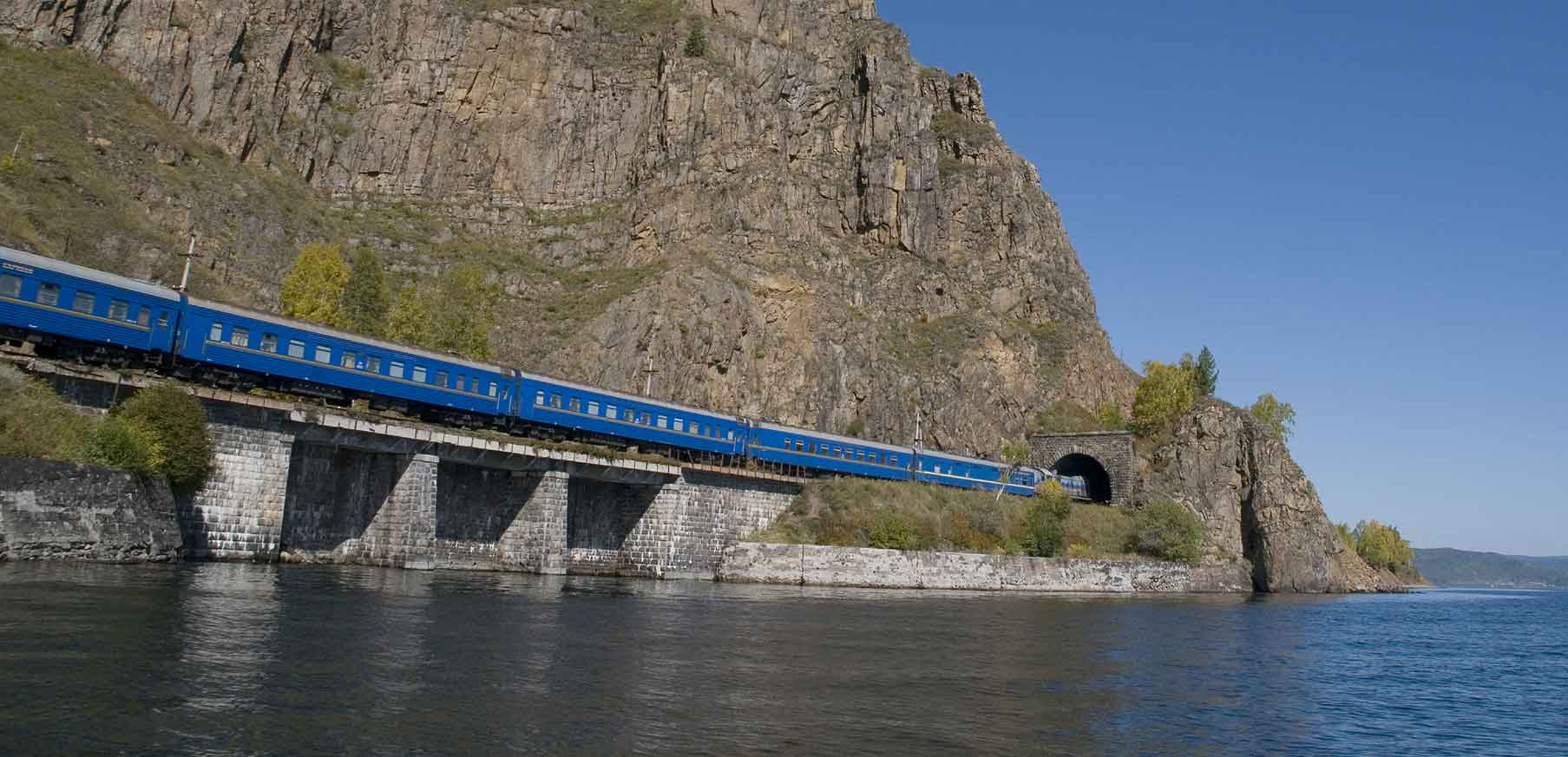 Los 10 viajes mas espectaculares_06 The Golden Eagle Trans-Siberian Express, Rusia