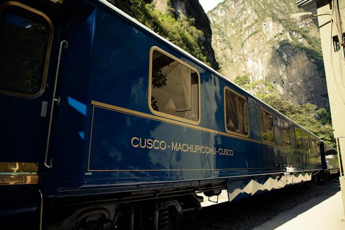 Los 10 viajes mas espectaculares_07 Hiram Bingham Train, Peru