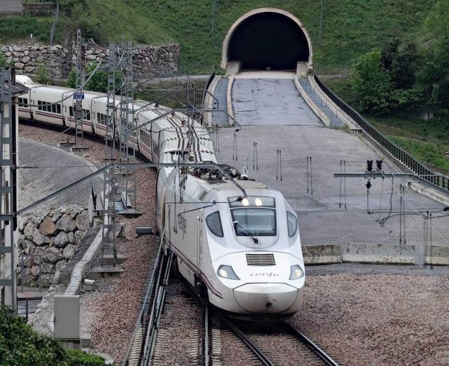 Alta velocidad Asturias