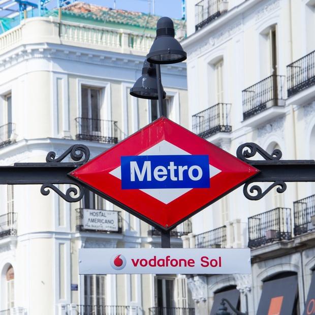 Estacion de Sol, metro de Madrid_03