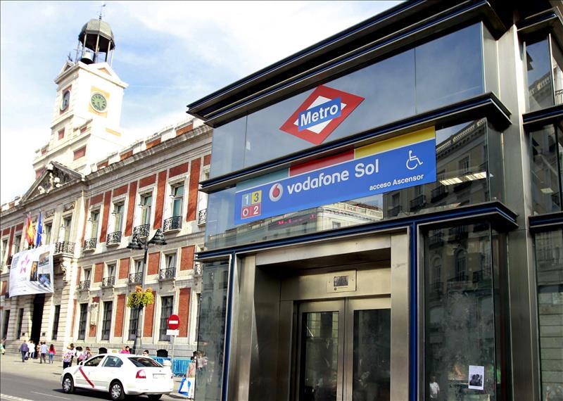 Estacion de Sol, metro de Madrid_04