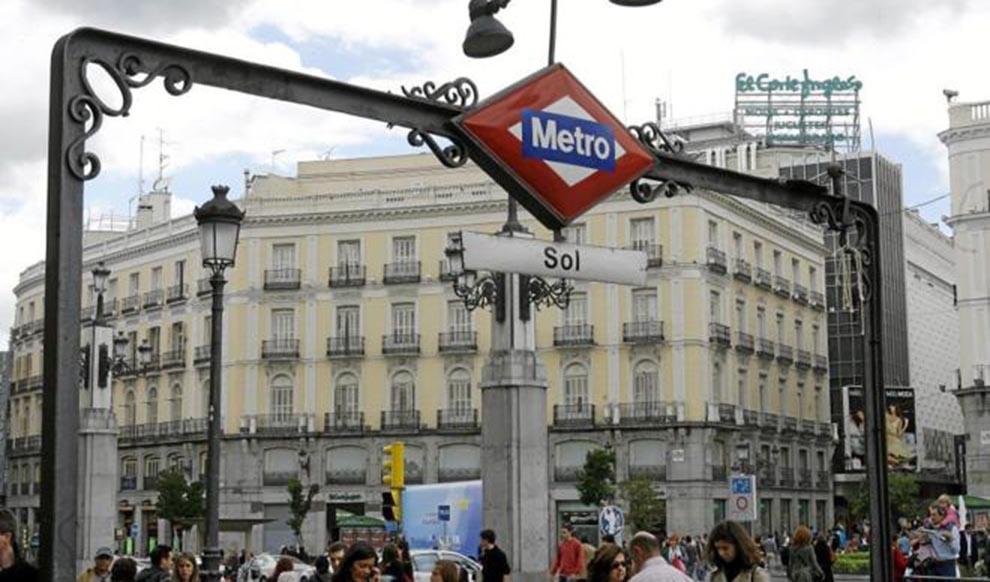 Estacion de Sol, metro de Madrid_05