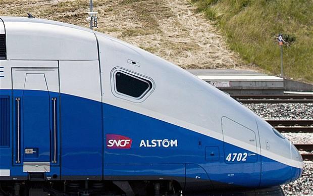 Tren Alstom