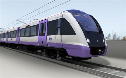 Tren Bombardier