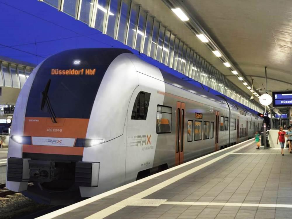 Tren Siemens