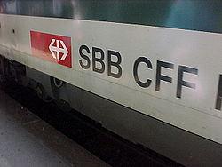 Suiza SBB-CFF
