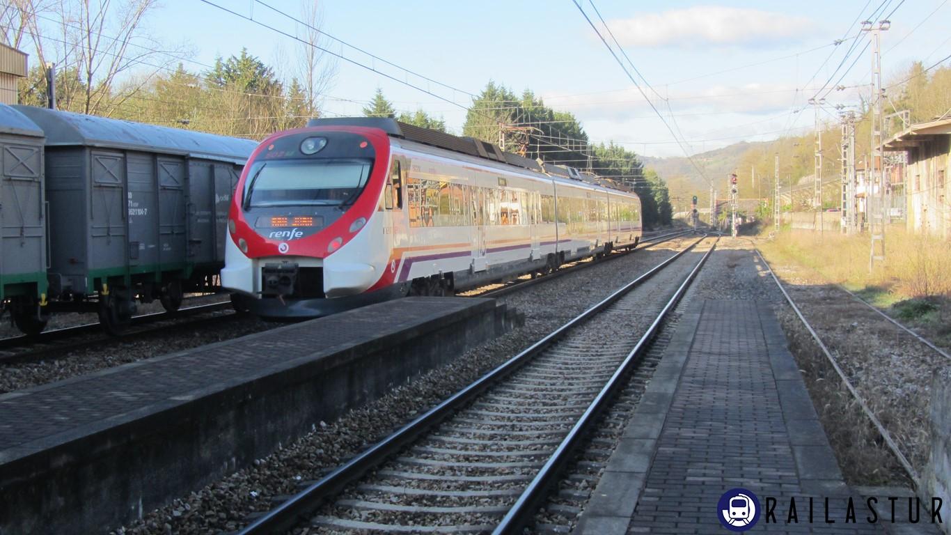 Fomento invertirá más de 113 millones anuales para mejorar los servicios de Cercanías de Cantabria y Asturias