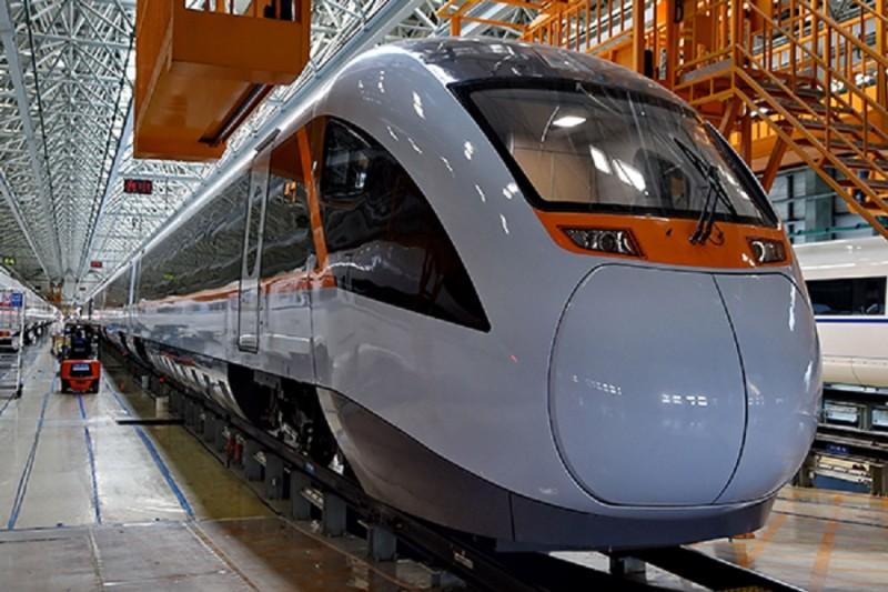 Tren híbrido chino