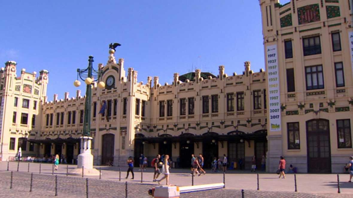 Valencia, estación del Norte_01