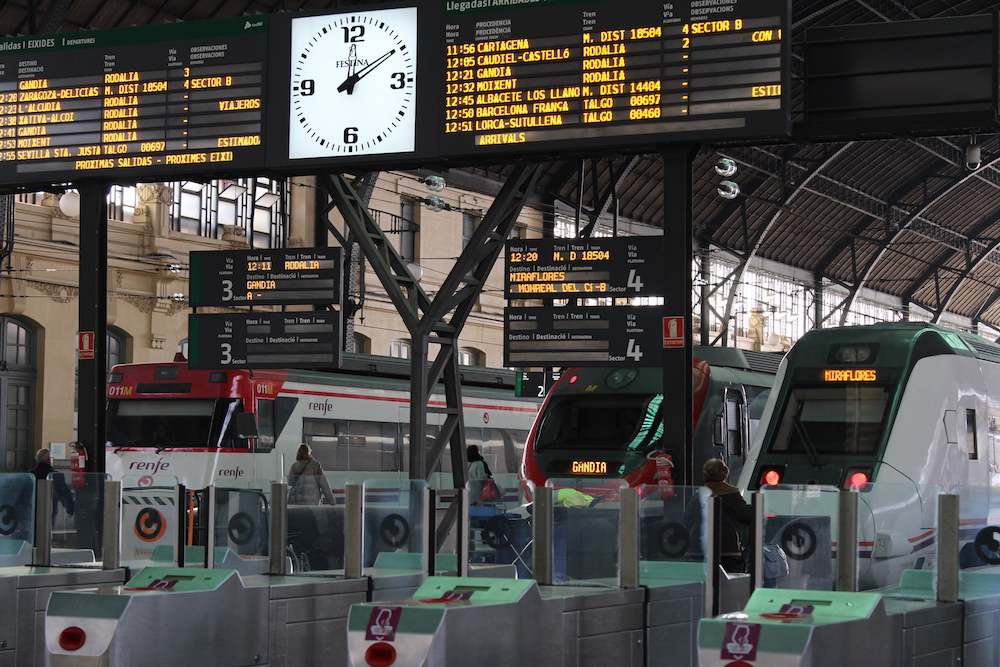 Valencia tendrá nueva estación central
