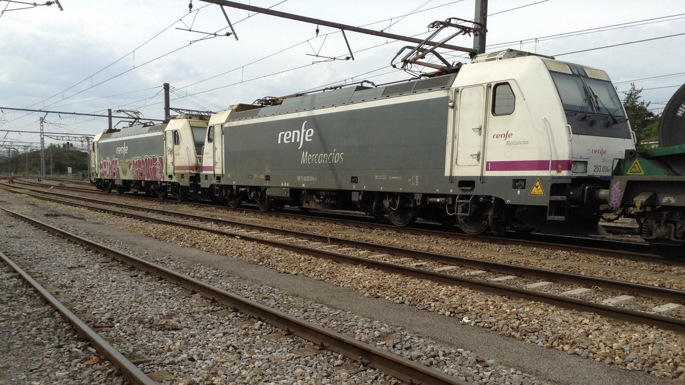 Locomotora 253