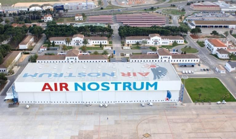 Air Nostrum - Sede central