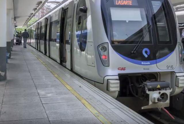 Tren de CAF