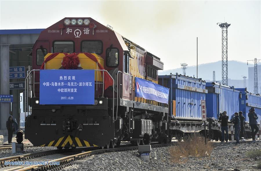 Tren chino