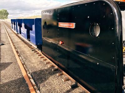 Presentado el prototipo del primer tren de hidrógeno de Reino Unido