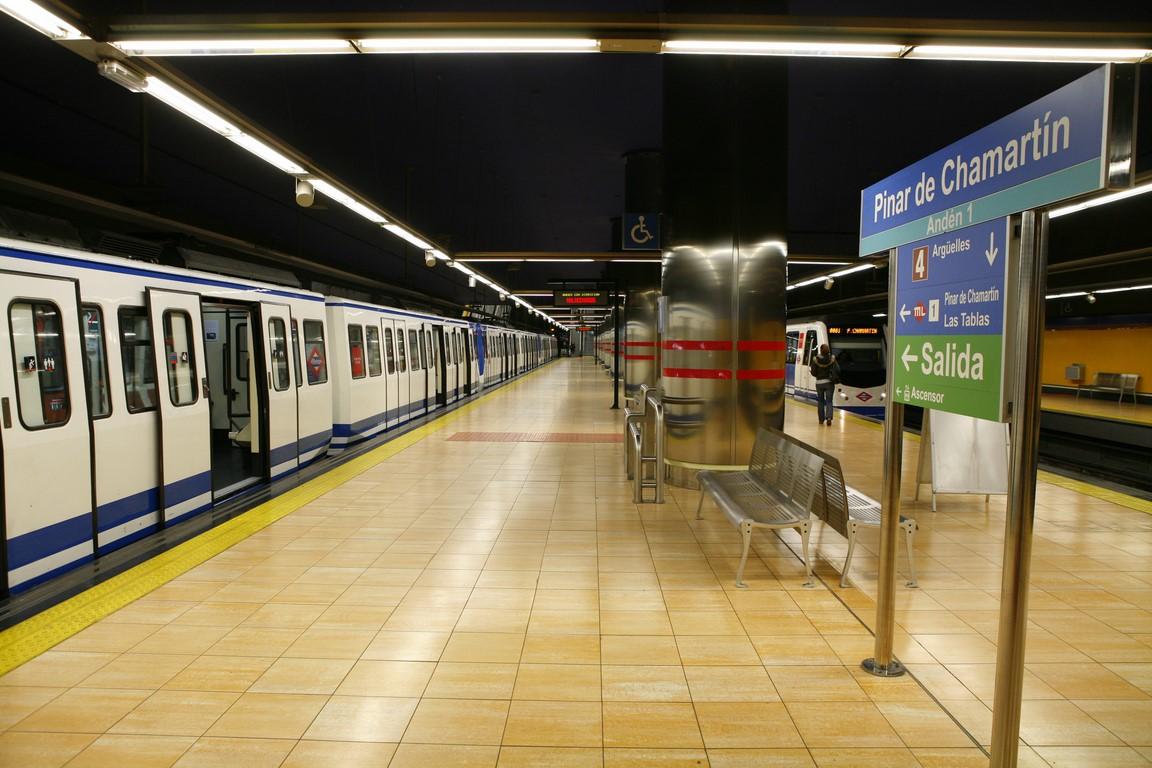 Línea 1 metro de Madrid_02