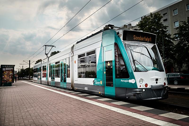Tranvía autónomo Siemens