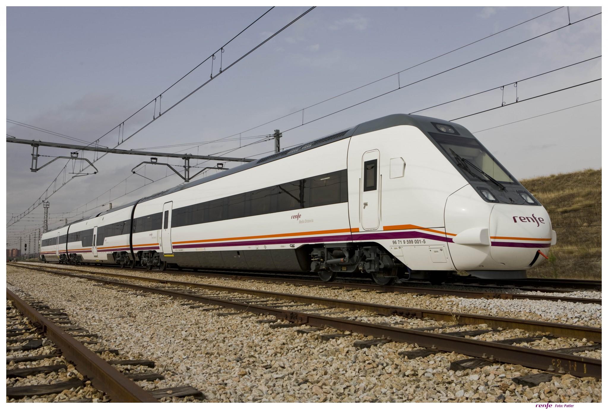 Tren Serie 599_01