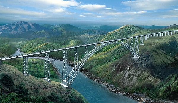 Puente más largo del mundo en la India_03