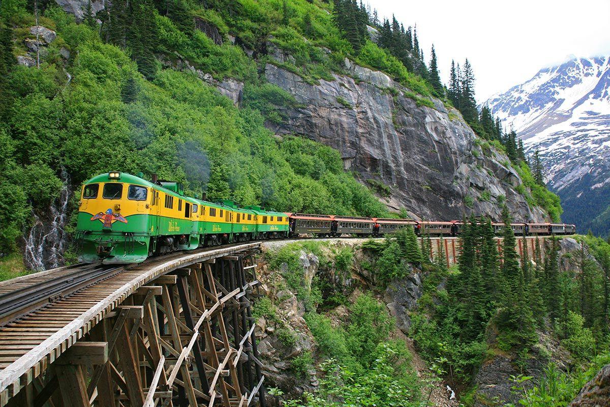 Tren del oro de Alaska_05