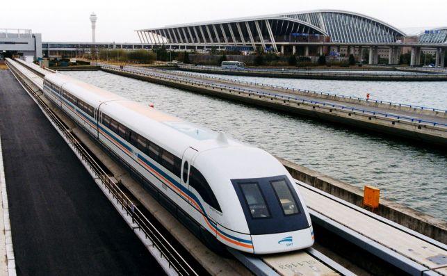 El tren más veloz - Maglev