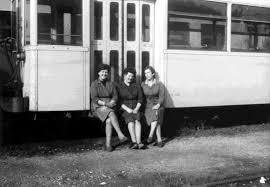 Mujeres ferroviarias