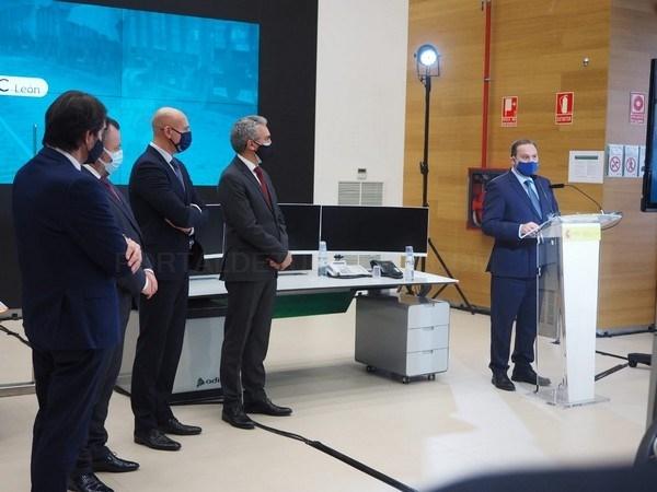 Inaugurado el nuevo CRC de León