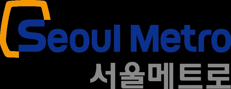 Logo metro de Seul